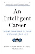 Cover for An Intelligent Career - 9780190866310