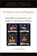 Cover for The Reformation of Prophecy