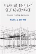 Cover for Planning, Time, and Self-Governance