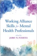 Cover for Working Alliance Skills for Mental Health Professionals