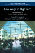 Cover for Low Wage in High Tech