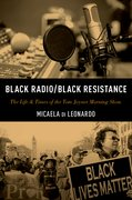 Cover for Black Radio/Black Resistance - 9780190870188