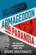 Cover for Armageddon and Paranoia