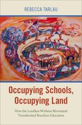 Cover for Occupying Schools, Occupying Land