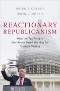 Cover for Reactionary Republicanism - 9780190870751