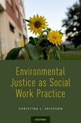 Cover for Environmental Justice as Social Work Practice