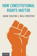 Cover for How Constitutional Rights Matter