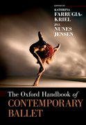 Cover for The Oxford Handbook of Contemporary Ballet