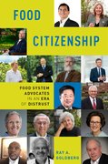 Cover for Food Citizenship