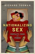 Cover for Nationalizing Sex