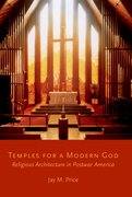 Cover for Temples for a Modern God