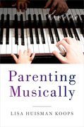 Cover for Parenting Musically