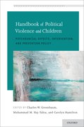 Cover for Handbook of Political Violence and Children