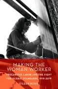 Cover for Making the Woman Worker