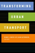 Cover for Transforming Urban Transport