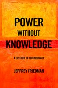 Cover for Power without Knowledge
