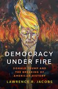 Cover for Democracy under Fire