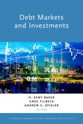 Cover for Debt Markets and Investments