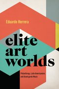 Cover for Elite Art Worlds