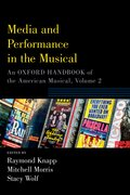 Cover for Media and Performance in the Musical