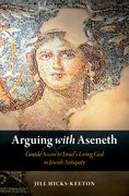 Cover for Arguing with Aseneth