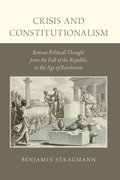 Cover for Crisis and Constitutionalism - 9780190879532