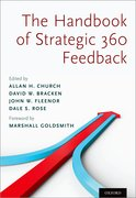 Cover for Handbook of Strategic 360 Feedback
