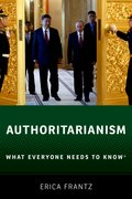 Cover for Authoritarianism