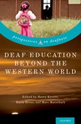 Cover for Deaf Education Beyond the Western World