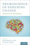 Cover for Neuroscience of Enduring Change