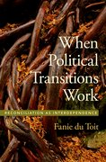 Cover for When Political Transitions Work