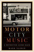 Cover for Motor City Music