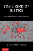 Cover for Some Kind of Justice - 9780190882273