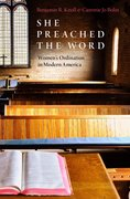 Cover for She Preached the Word