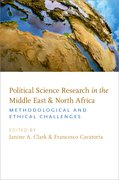 Cover for Political Science Research in the Middle East and North Africa