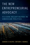Cover for The New Entrepreneurial Advocacy - 9780190883003