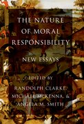 Cover for The Nature of Moral Responsibility