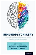 Cover for Immunopsychiatry