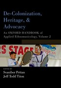 Cover for De-Colonization, Heritage, and Advocacy