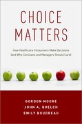 Cover for Choice Matters