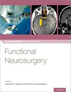 Cover for Functional Neurosurgery