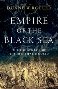 Cover for Empire of the Black Sea - 9780190887841