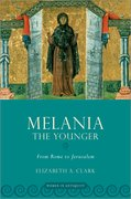 Cover for Melania the Younger - 9780190888237