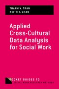 Cover for Applied Cross-Cultural Data Analysis for Social Work