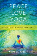 Cover for Peace Love Yoga