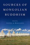 Cover for Sources of Mongolian Buddhism