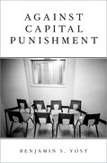 Cover for Against Capital Punishment