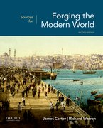 Cover for Sources for Forging the Modern World