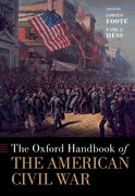 Cover for The Oxford Handbook of the American Civil War