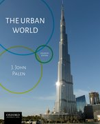 Cover for The Urban World - 9780190903169